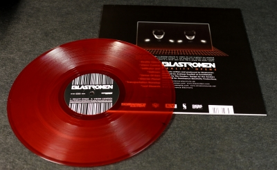 reality opens red vinyl